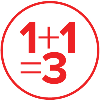 1&1=3