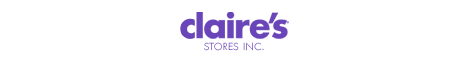 Claire's Stores Web Site