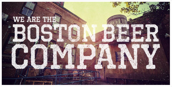 We Are The Boston Beer Company