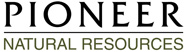 Pioneer Natural Resources Company company
