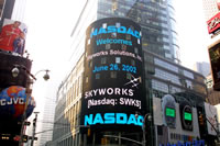Skyworks - Time Square