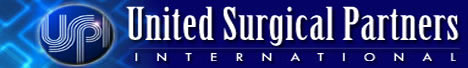 United Surgical Partners International, Inc. Web Site