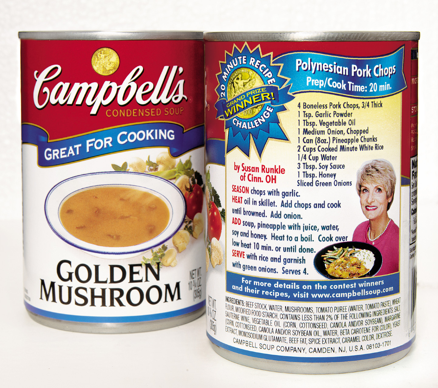 Campbell Kitchen: Campbell S Kitchen Soup Recipes